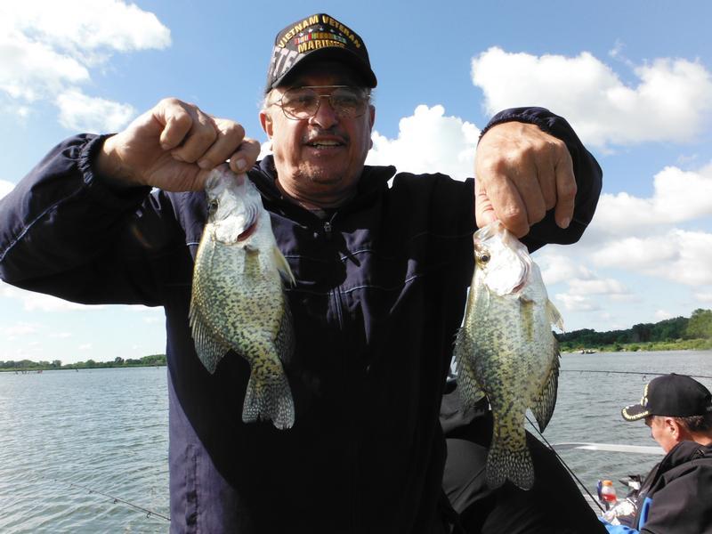 shabbona lake fishing report