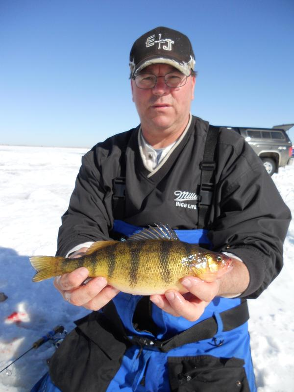 Devils lake fishing reports fishing reports minnesota for Nd fishing reports
