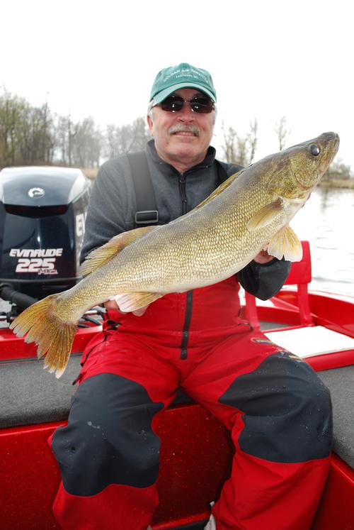 2009 mississippi river recap fishing reports and discussions for Lake pepin fishing report