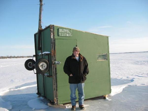 Lets See Your Ice Shanty