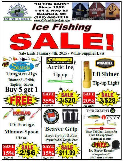 Ice fishing sale for Ice fishing sale