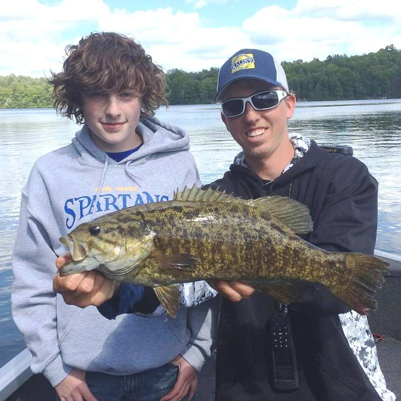 Chequamegon bay ashland county fishing reports and for Co fishing report