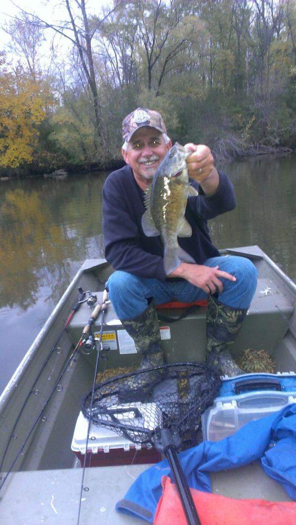 Fox river wilmot kenosha county fishing reports and for Wisconsin river fishing report