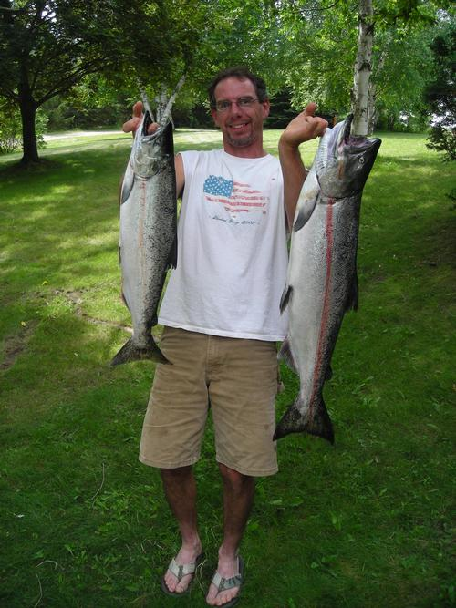 Outdoormann2 39 s posts for Kewaunee fishing report