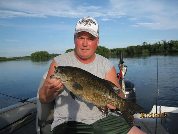 Wisconsin river pine island fishing reports and discussions for Lake of the pines fishing report