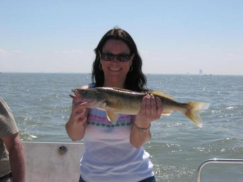 Lake erie maumee bay oak harbor oh fishing reports and for Port clinton fishing report