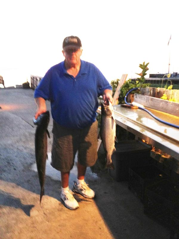 Lake michigan door county fishing reports and discussions for Door county fishing report