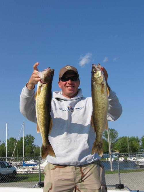 Green bay oconto county fishing reports and discussions for Oconto fishing report