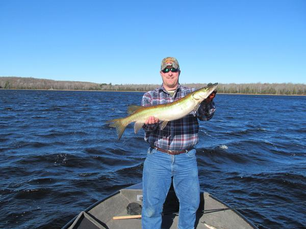 Fishing reports for vilas county lakes vilas county wisconsin for Vilas county fishing report