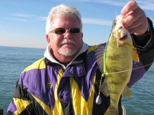 Lake erie maumee bay oak harbor oh fishing reports and for Lake erie perch fishing hot spots