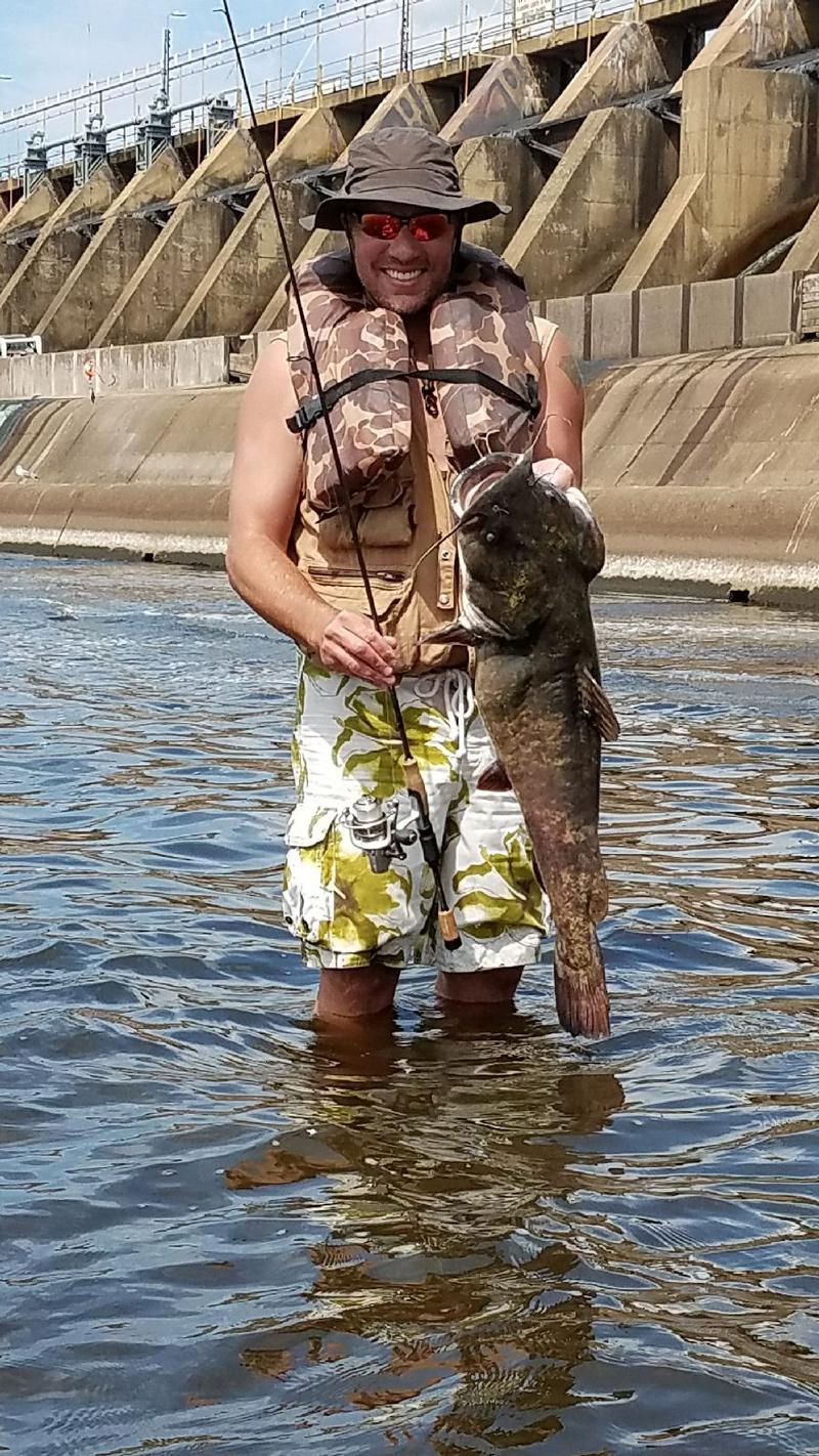 Wisconsin river prairie du sac fishing reports and discussions for Wisconsin river fishing report