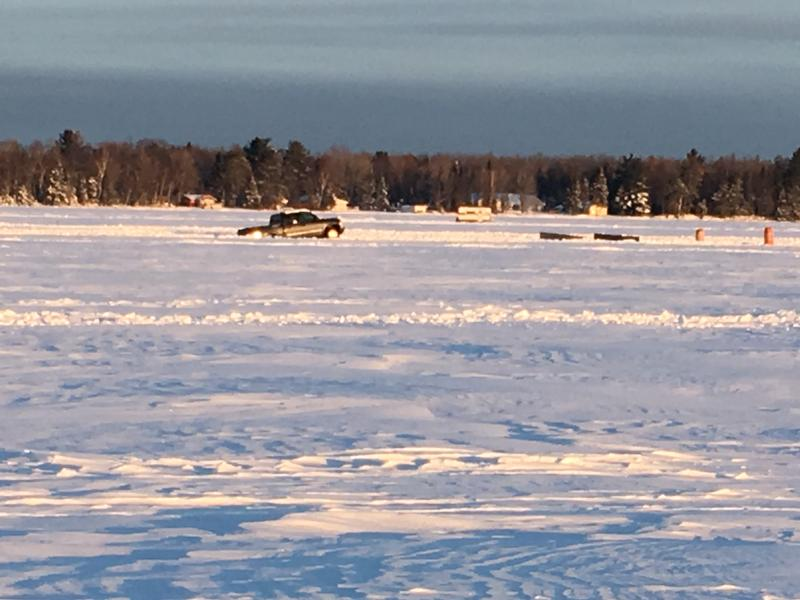 Pelican lake oneida county fishing reports and discussions for Wisconsin ice fishing resorts
