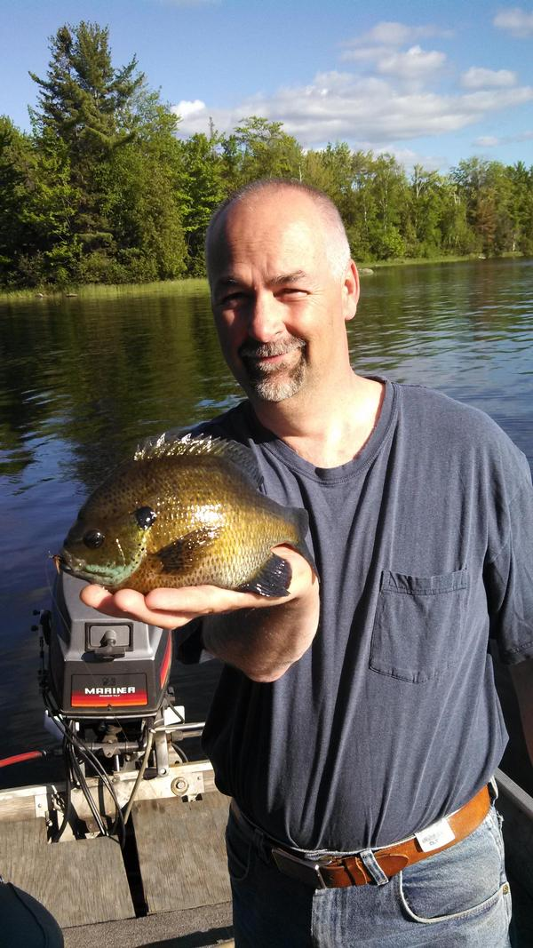 Lake julia oneida county fishing reports and discussions for Fishing report wisconsin