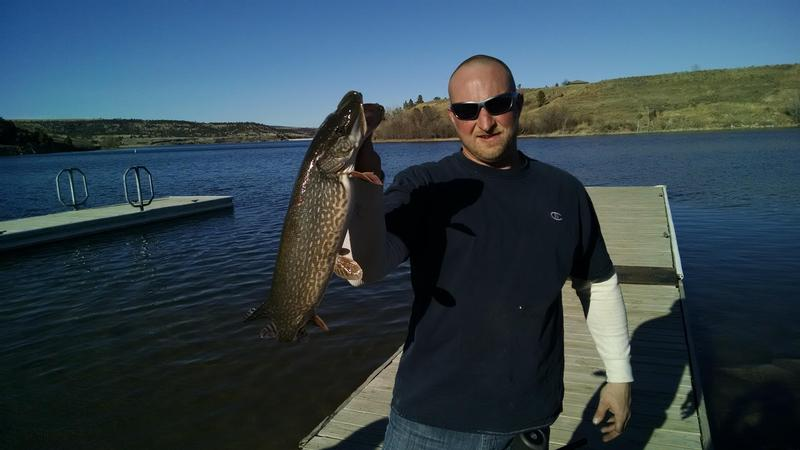 Step van south dakota fishing report for Missouri river fishing report south dakota