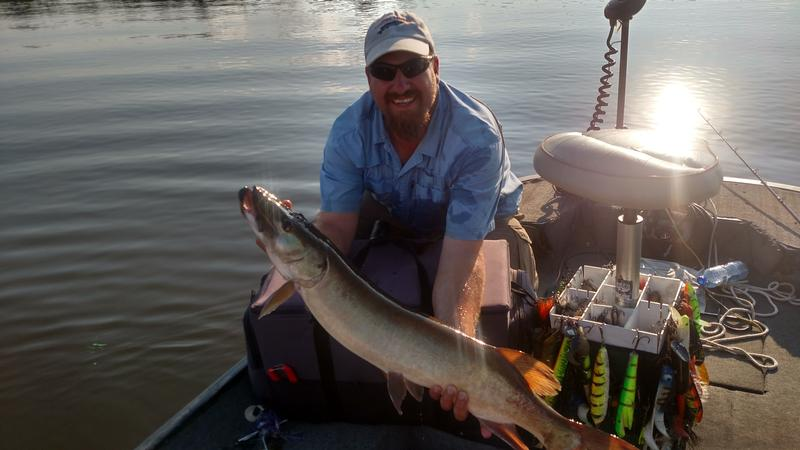 Castle rock lake fishing reports and discussions for Wisconsin fishing guides