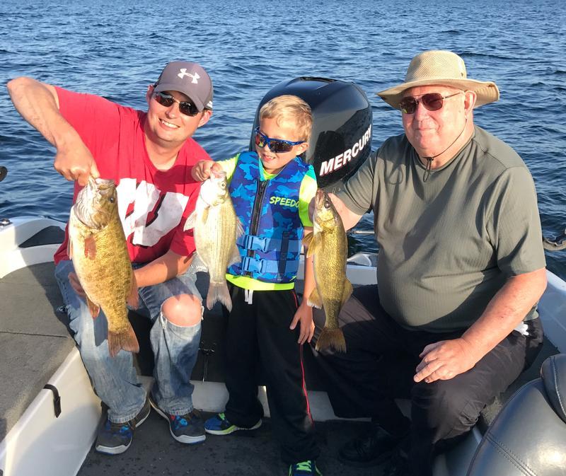 Sustianable Consumer Guide Fishing: Big Green Lake, Green Lake County Fishing Reports And
