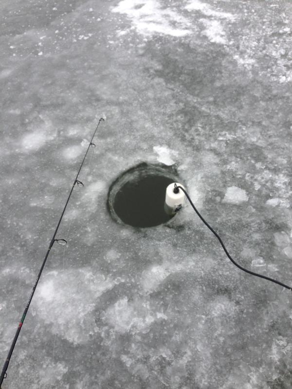 Fishing reports for olson lake rock cut sp winnebago for Illinois ice fishing reports