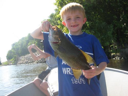 Mississippi river pool 4 fishing report fishing reports for Lake pepin fishing report