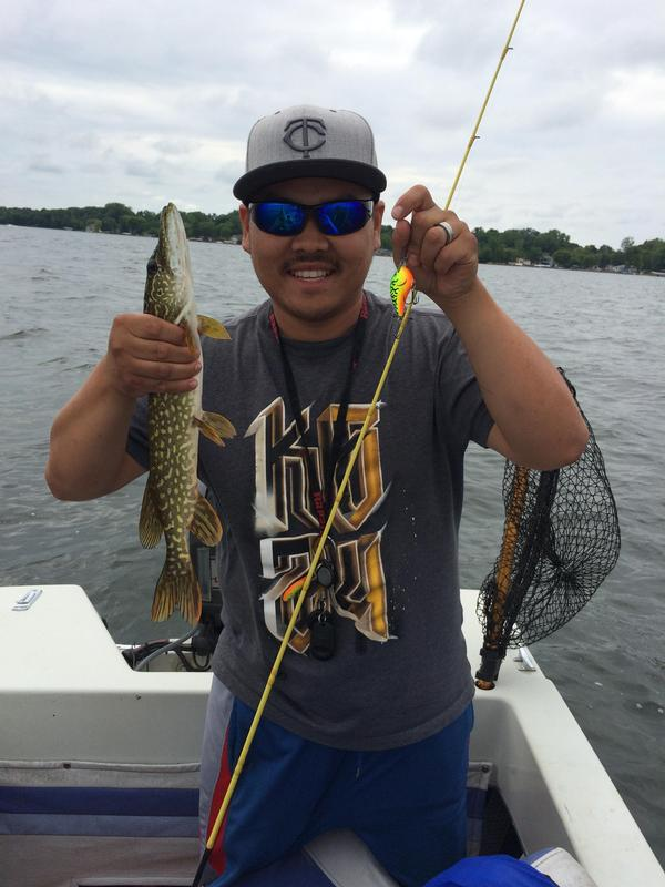Big marine lake washington county fishing reports and for Fishing reports washington
