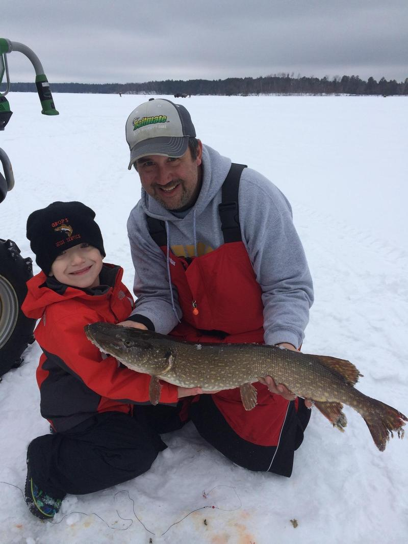 Rhinelander area fishing reports fishing reports and for Lake link wi fishing reports