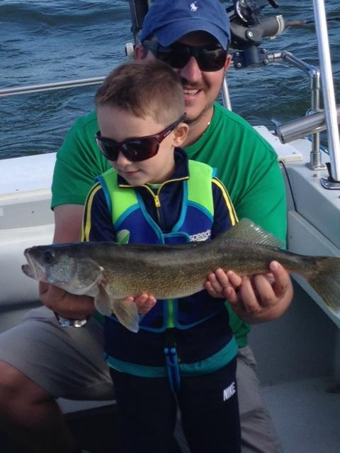 Lake erie perch fishing report monroe immigrantsessay for Lake michigan perch fishing report