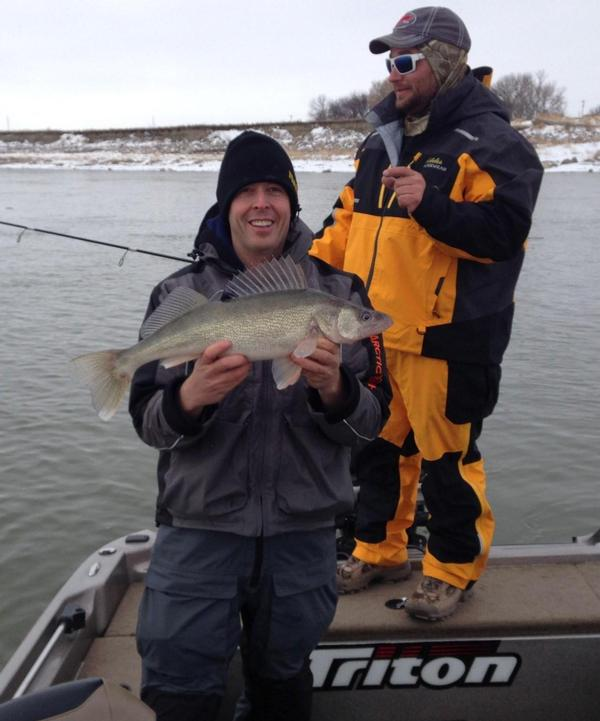 Missouri river fishing reports and discussions for Nd fishing reports