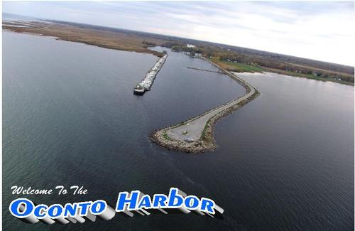 Fishing reports for bay of green bay oconto breakwater park for Oconto fishing report