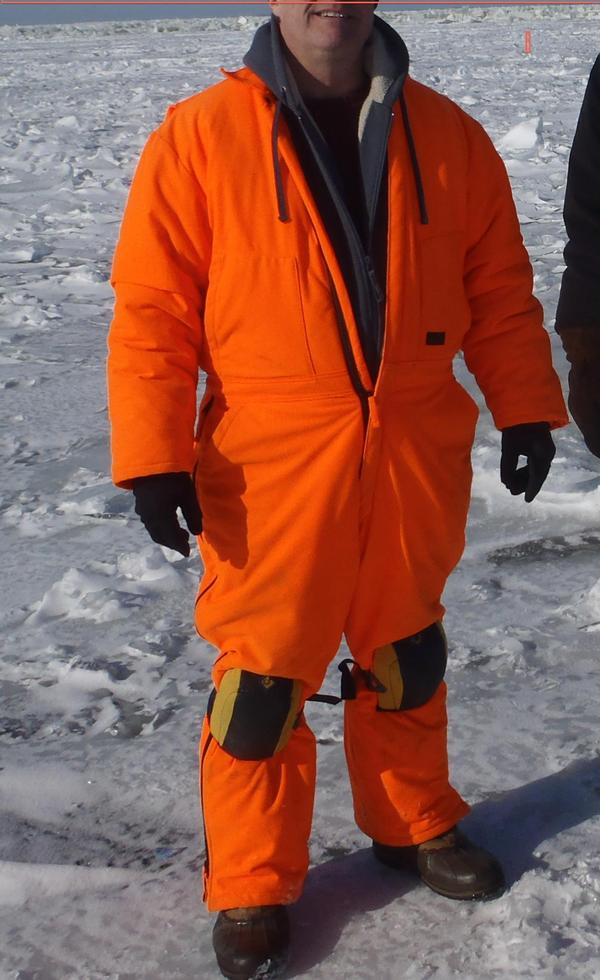Best Ice Fishing Suit
