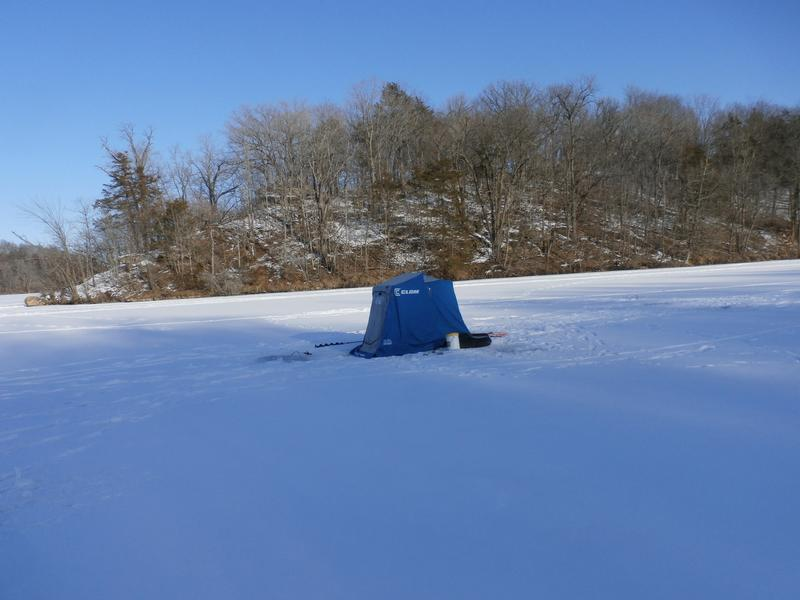 Lake galena jo daviess county fishing reports and discussions for Illinois ice fishing reports