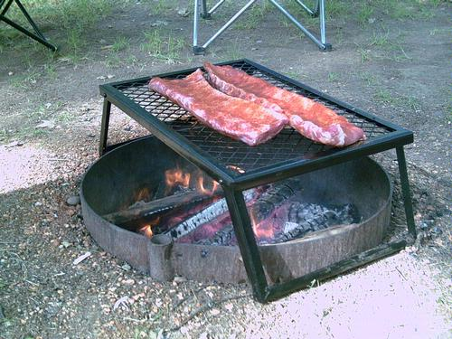 Image result for Camping Grate