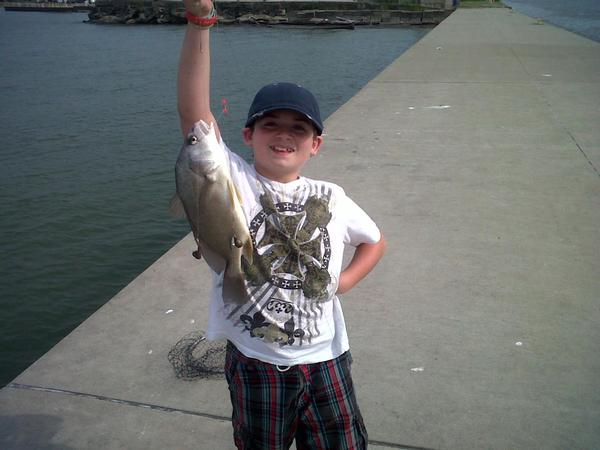 Pymatuning lake ashtabula county fishing reports and for Ohio fishing reports