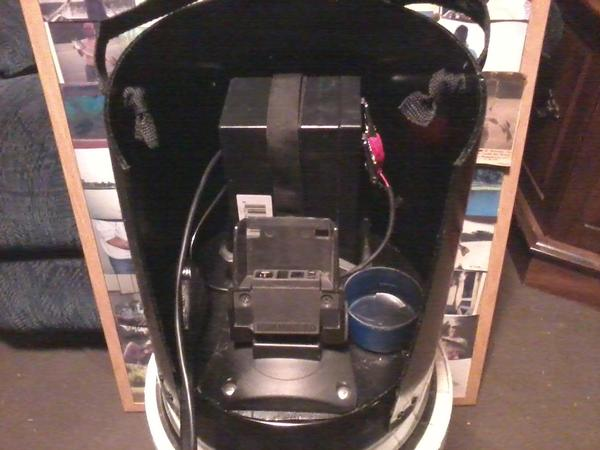 Use of a fish finder rather than buying a vexilar for Best ice fishing flasher