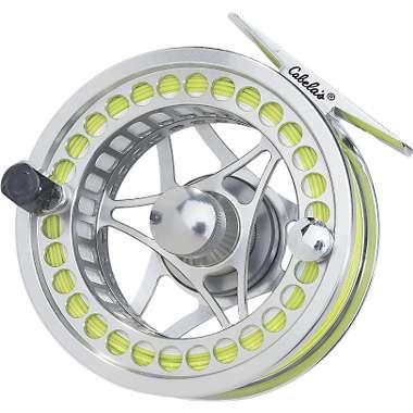 Cabelas rls fly reel for Cabela s fishing reels