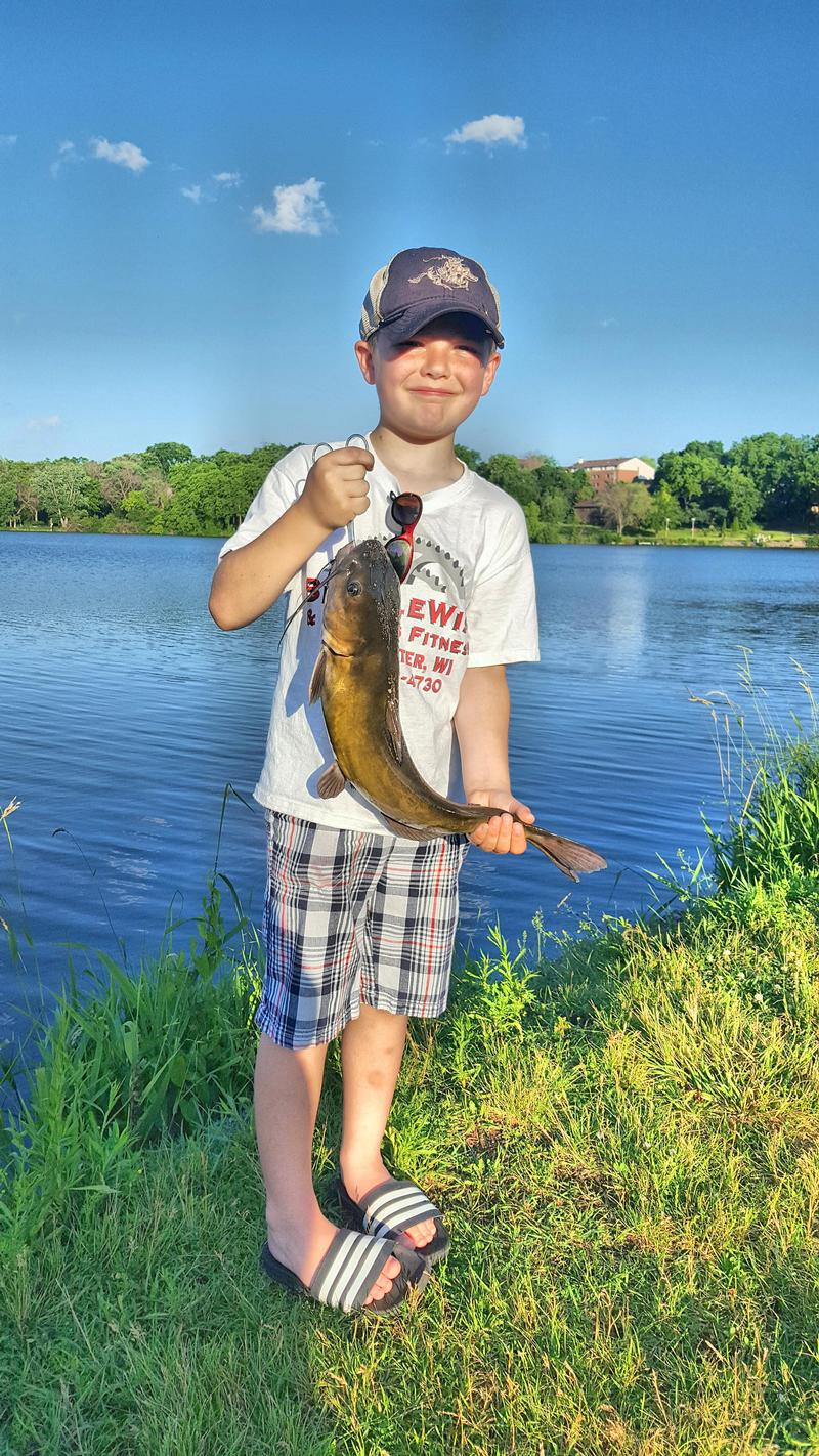 Comus lake walworth county fishing reports and discussions for Lake link wisconsin fishing reports