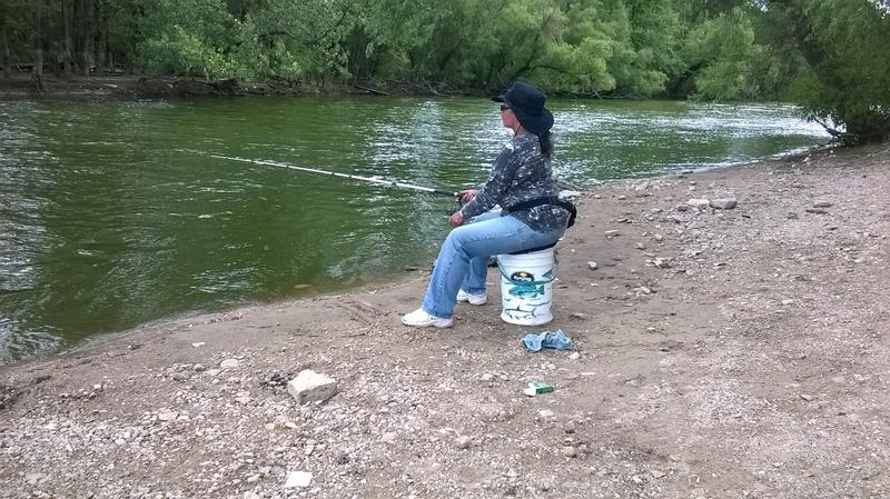 rock river janesville wi fishing reports and discussions