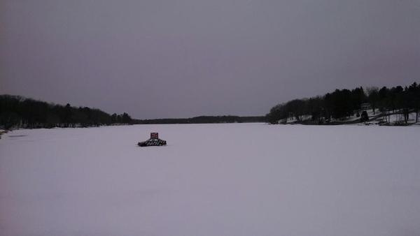 Beaver dam lake barron county fishing reports and discussions for Beaver dam ice fishing
