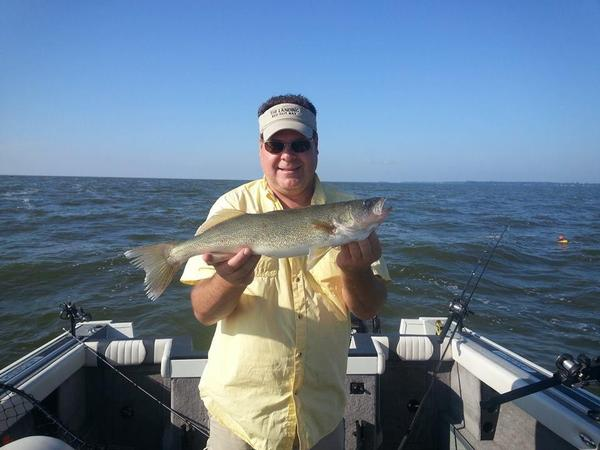 Lake winnebago walleye fishing reports and discussions for Lake link wi fishing reports
