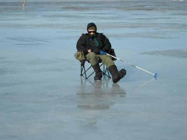 Waterproof ice fishing clothing for Ice fishing clearance