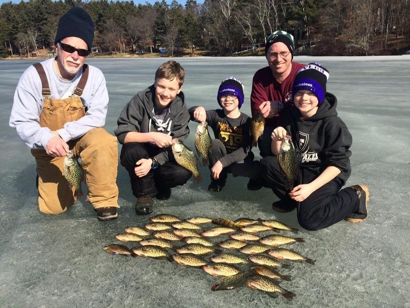 brainerd area fishing reports and discussions
