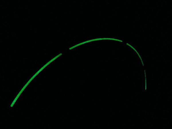 glow in the dark ice rods, Reel Combo