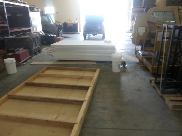 New skid house build with pictures