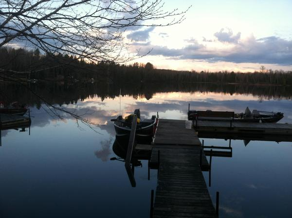 Fishing reports for turtle flambeau flowage iron county for Lake link wi fishing reports
