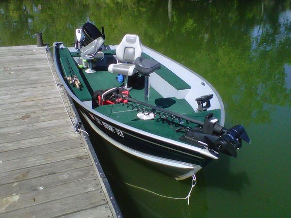 Should I Buy A 16 Ft Lund With A 25 Hp