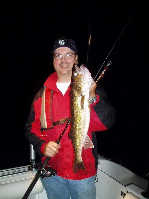 Fishing reports for little bay de noc for Bay de noc fishing report