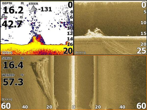 what sonar/gps would you go with?, Fish Finder