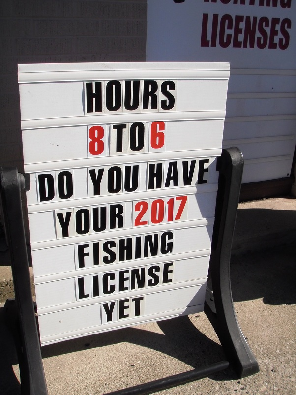 Little big bay de noc fishing reports and discussions for When does fishing license expire
