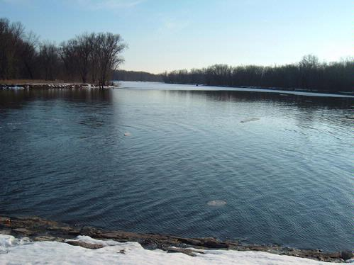 Iowa Fishing Report on Fishing Reports For Mississippi River  Harpers Ferry  Allamakee County