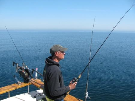Fishing reports for two rivers manitowoc lake michigan for Lake link wi fishing reports