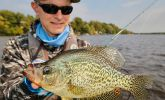 The Trophy Crappies of Fall