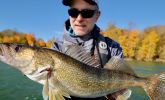 Advanced Vertical Jigging For Late Fall Walleyes